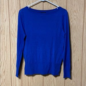 NWT Halogen Bateau Neck Sweater